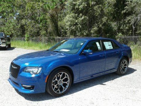 Ocean Blue Metallic 2018 Chrysler 300 S