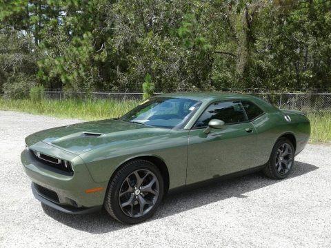 F8 Green 2018 Dodge Challenger SXT