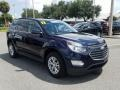 Chevrolet Equinox LT Blue Velvet Metallic photo #7