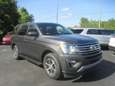 Magnetic 2018 Ford Expedition XLT