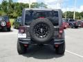 Jeep Wrangler Unlimited Rubicon Hard Rock 4x4 Granite Crystal Metallic photo #5
