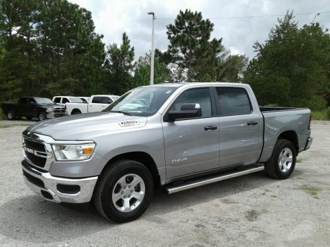 Billett Silver Metallic 2019 Ram 1500 Tradesman Crew Cab