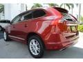 Volvo XC60 T5 Drive-E Flamenco Red Metallic photo #7