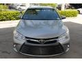 Toyota Camry LE Celestial Silver Metallic photo #3