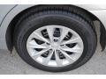 Toyota Camry LE Celestial Silver Metallic photo #11