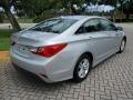 Hyundai Sonata GLS Radiant Silver photo #5
