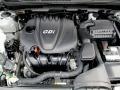 Hyundai Sonata GLS Radiant Silver photo #16