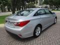 Hyundai Sonata GLS Radiant Silver photo #33
