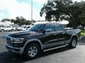 Ram 1500 Laramie Quad Cab 4x4 Rugged Brown Pearl photo #1