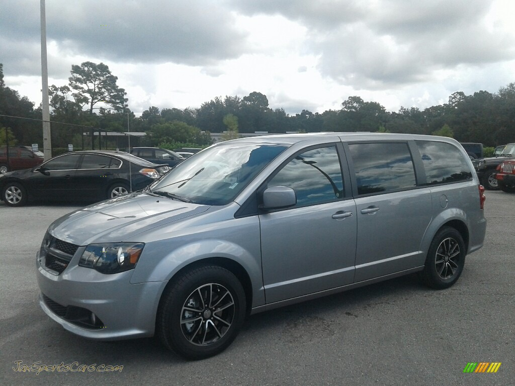 2019 Grand Caravan SE Plus - Billet / Black photo #1