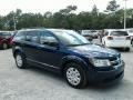 Dodge Journey SE Contusion Blue Pearl photo #7