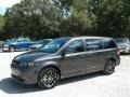 Dodge Grand Caravan SXT Granite Pearl photo #1