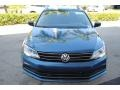 Volkswagen Jetta S Silk Blue Metallic photo #3
