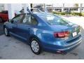 Volkswagen Jetta S Silk Blue Metallic photo #6