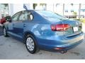 Volkswagen Jetta S Silk Blue Metallic photo #7