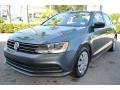 Volkswagen Jetta S Platinum Grey Metallic photo #5