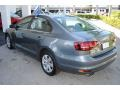 Volkswagen Jetta S Platinum Gray Metallic photo #6