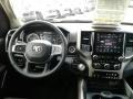 Ram 1500 Laramie Crew Cab Diamond Black Crystal Pearl photo #13