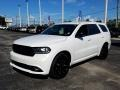 Dodge Durango R/T Vice White Tri-Coat Pearl photo #1