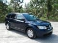 Dodge Journey SE Contusion Blue Pearl photo #7