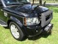 Land Rover LR4 HSE Lux Santorini Black photo #22