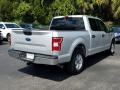 Ford F150 XLT SuperCrew Ingot Silver photo #5