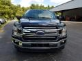 Ford F150 XLT SuperCrew Shadow Black photo #10