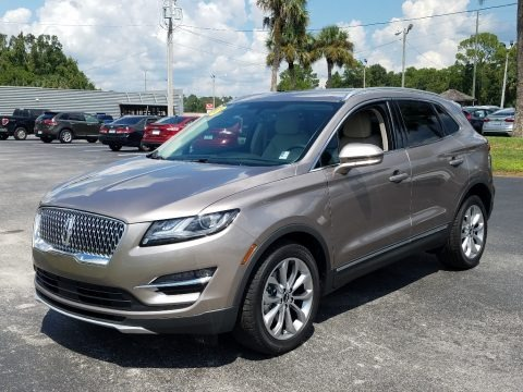 Iced Mocha Metallic 2019 Lincoln MKC Select