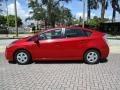 Toyota Prius Hybrid IV Barcelona Red Metallic photo #3