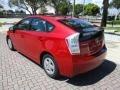 Toyota Prius Hybrid IV Barcelona Red Metallic photo #5