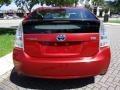 Toyota Prius Hybrid IV Barcelona Red Metallic photo #7