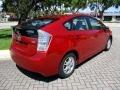 Toyota Prius Hybrid IV Barcelona Red Metallic photo #9