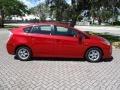 Toyota Prius Hybrid IV Barcelona Red Metallic photo #11