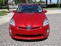 Toyota Prius Hybrid IV Barcelona Red Metallic photo #15