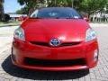 Toyota Prius Hybrid IV Barcelona Red Metallic photo #34