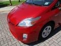 Toyota Prius Hybrid IV Barcelona Red Metallic photo #42
