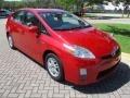Toyota Prius Hybrid IV Barcelona Red Metallic photo #49