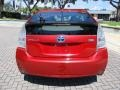 Toyota Prius Hybrid IV Barcelona Red Metallic photo #69