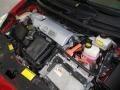 Toyota Prius Hybrid IV Barcelona Red Metallic photo #79