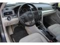 Volkswagen Passat Wolfsburg Edition Sedan Platinum Gray Metallic photo #15