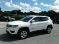 Jeep Compass Latitude White photo #1