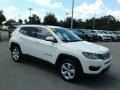 Jeep Compass Latitude White photo #7