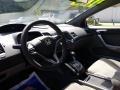 Honda Civic EX Coupe Alabaster Silver Metallic photo #11