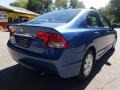 Honda Civic DX-VP Sedan Atomic Blue Metallic photo #3