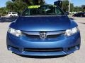 Honda Civic DX-VP Sedan Atomic Blue Metallic photo #8