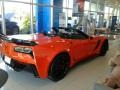 Chevrolet Corvette Z06 Convertible Sebring Orange Tintcoat photo #5
