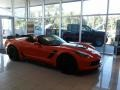 Chevrolet Corvette Z06 Convertible Sebring Orange Tintcoat photo #7