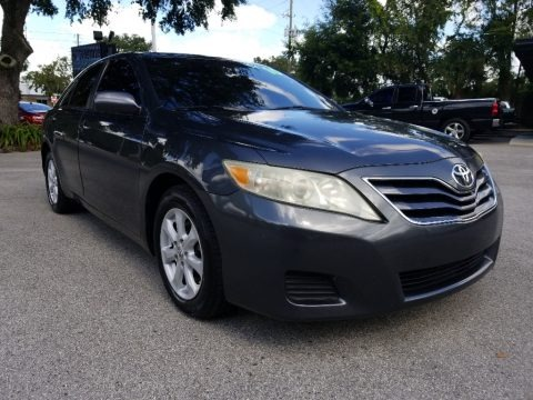Magnetic Gray Metallic 2010 Toyota Camry LE