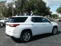 Chevrolet Traverse High Country AWD Pearl White photo #5