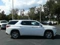 Chevrolet Traverse High Country AWD Pearl White photo #6